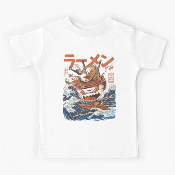 The Great Ramen off Kanagawa Kids T-Shirt