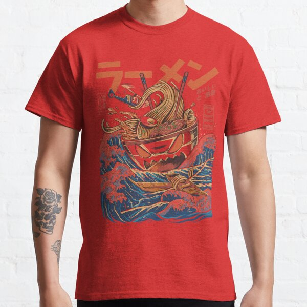 The Great Ramen off Kanagawa Classic T-Shirt