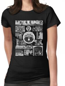 A Eraserhead story (in comic) Womens Fitted T-Shirt