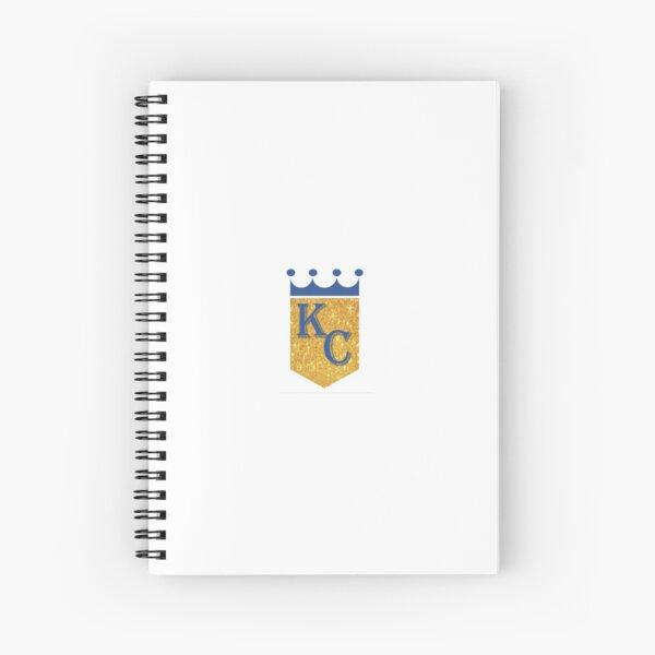 KC Royals  Spiral Notebook