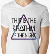 Of The Night - Bastille Men's V-Neck T-Shirt