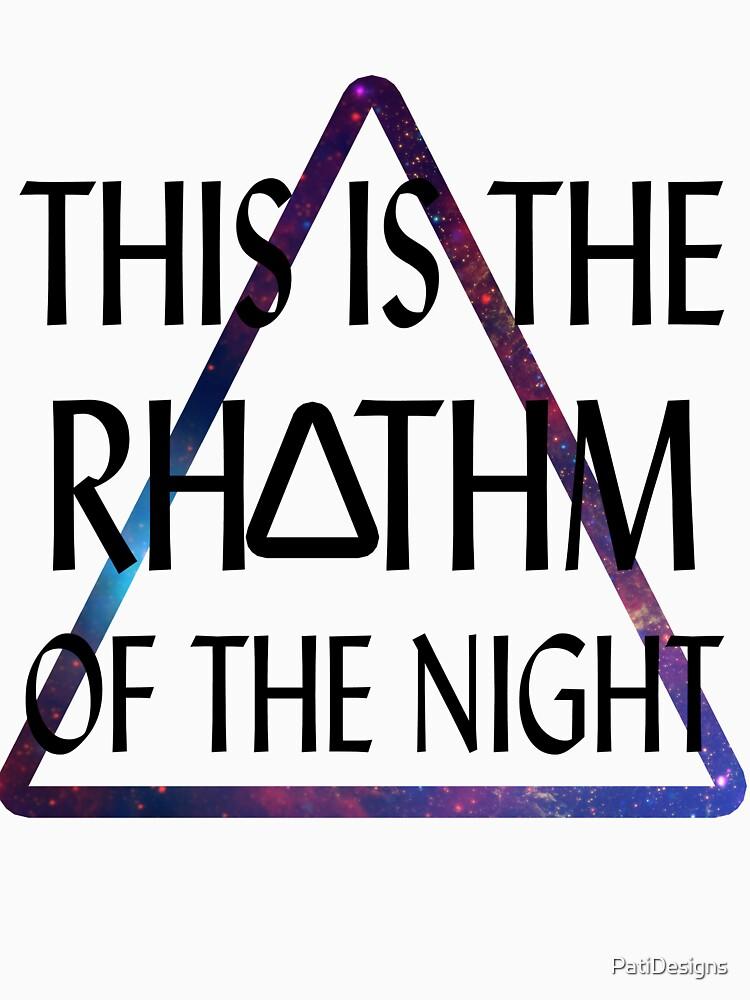 Of The Night - Bastille   Unisex T-Shirt