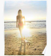 Bikini Beach Poster