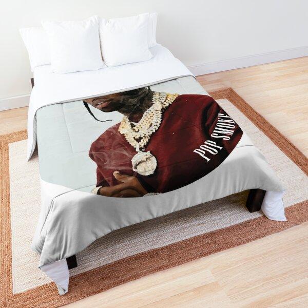 Pop smoke meet the woo Comforter