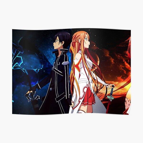Sword Art Online 26 Poster