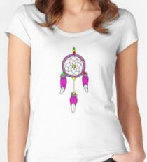 atrapasueños  Women's Fitted Scoop T-Shirt