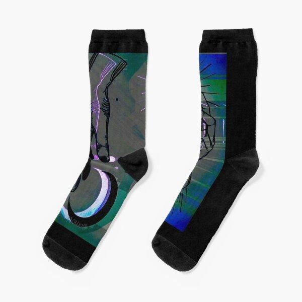 Yin Yang Socks