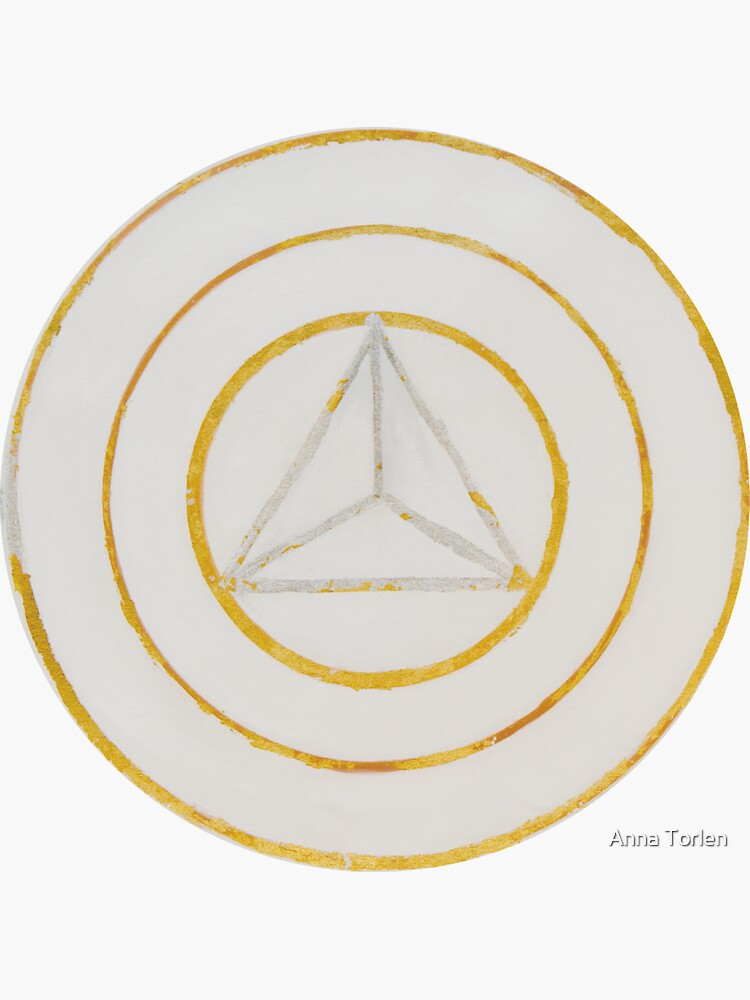 Galactic Signature Triangle by AnnaTorlen