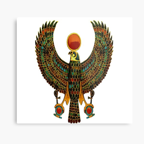 Ancient-Egypt III Metal Print