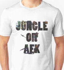 Jungle or Afk Unisex T-Shirt