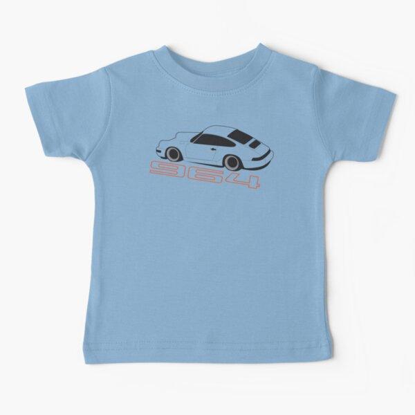 Porsche 964 Graphic Baby T-Shirt