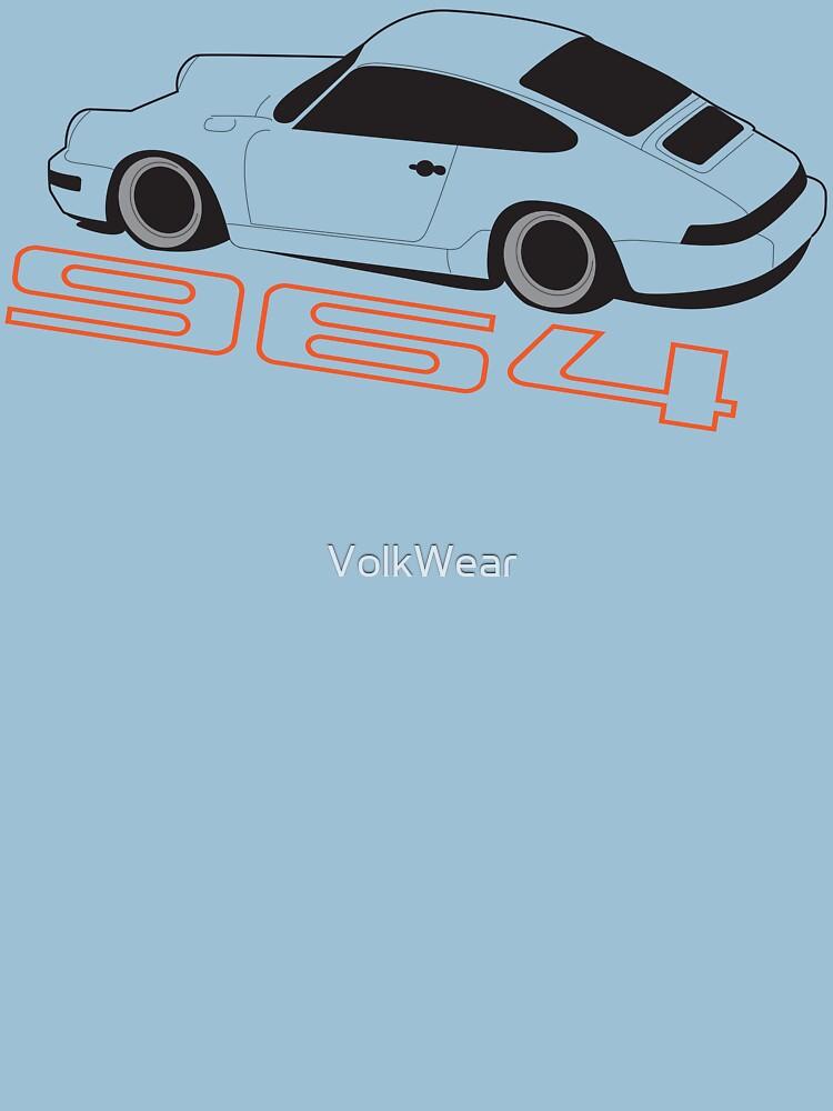 Porsche 964 Graphic | Unisex T-Shirt