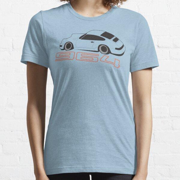 Porsche 964 Graphic Essential T-Shirt