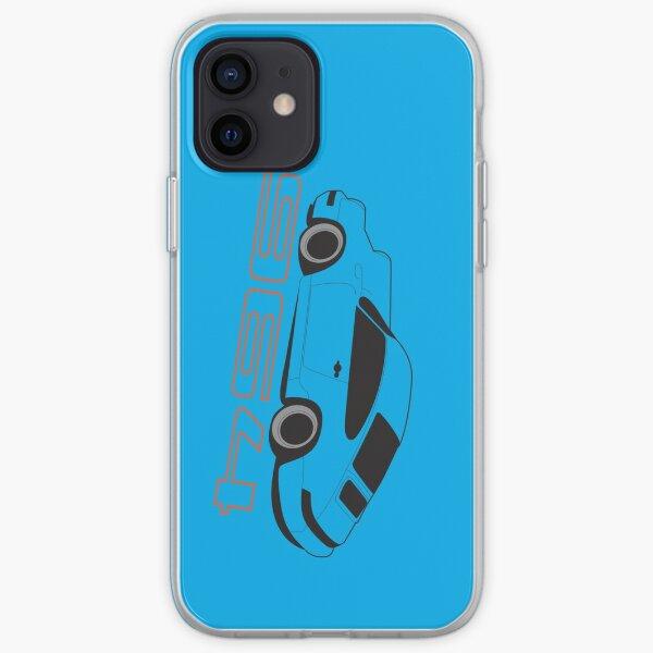 Porsche 964 Phone case iPhone Soft Case