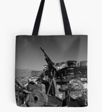 Army mobile equipment Tote Bag