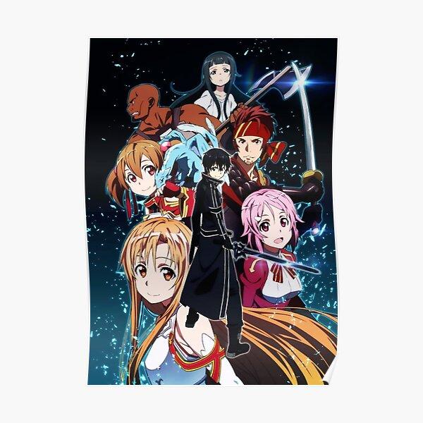 Sword Art Online 35 Poster