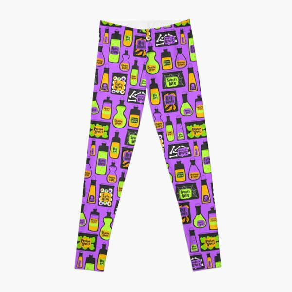 Witch's Potions Leggings