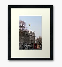 Gay Marriage Legal England And Wales Framed Print