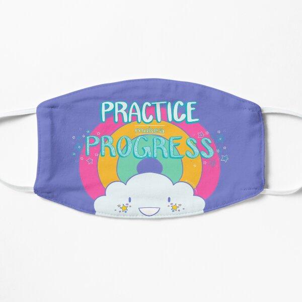 Practice Makes Progress Mask