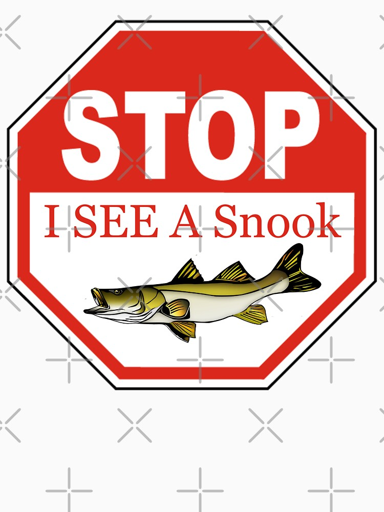 Stop I See a Snook in the Florida Keys by KeysTreasures