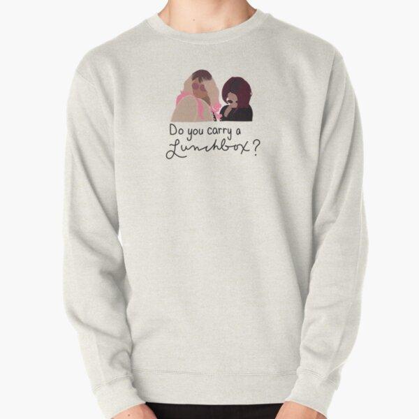 "Liz Anya ""Do you carry a lunchbox?"" Pullover Sweatshirt"