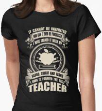 Forever The Title - Teacher T-Shirt