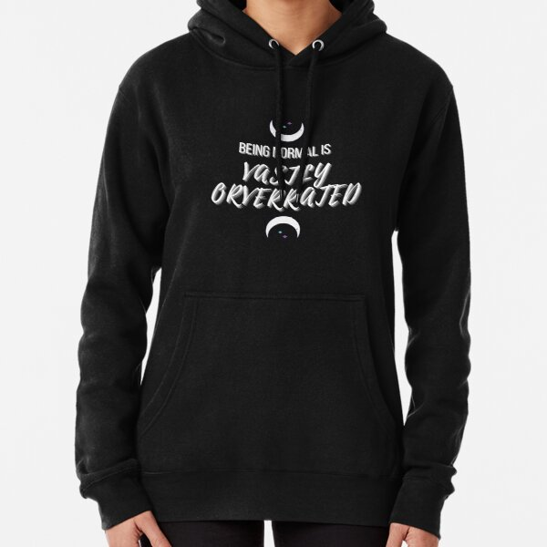 Vastly Overrated  Pullover Hoodie