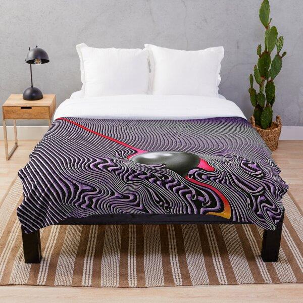Tame Payu Throw Blanket
