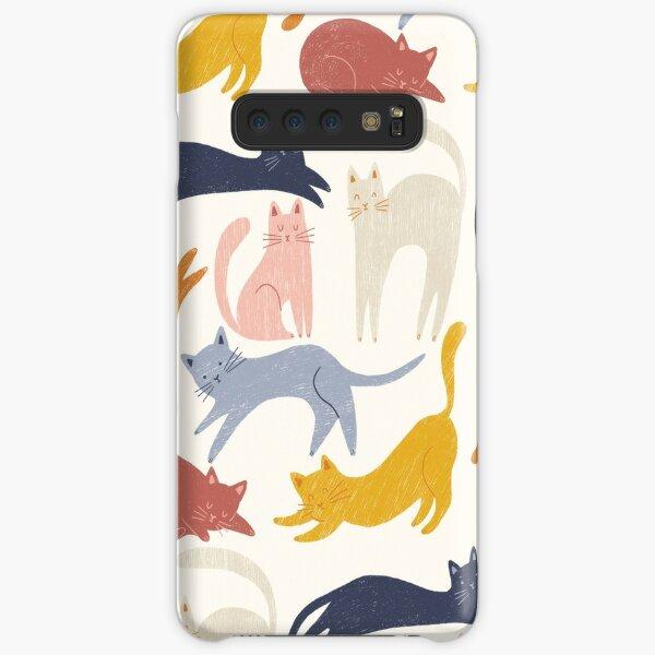 Purrrfect Cats Samsung Galaxy Snap Case