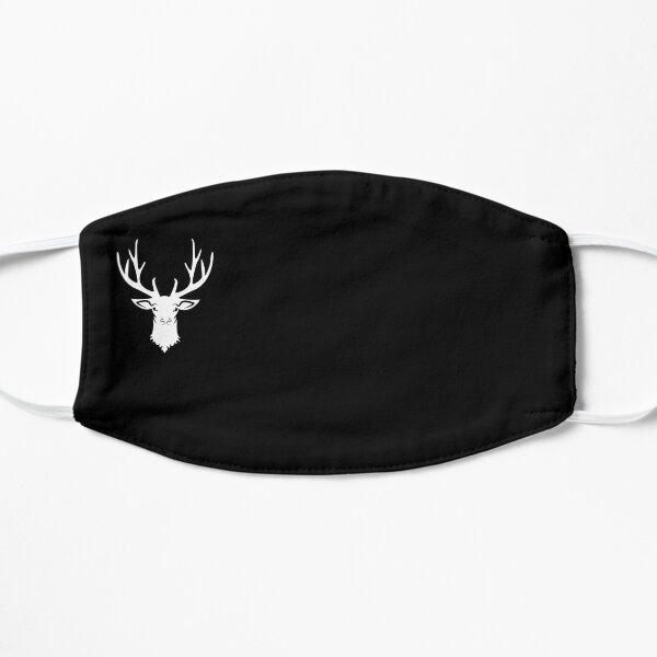Minimal Deer Flat Mask