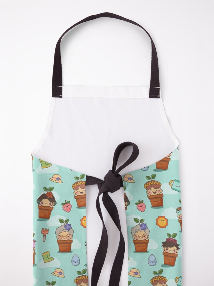 Alternate view of BTS Birthday Sprouts ~Clothes & Accessories~ Apron