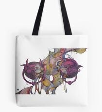 Labyrinth door knockers Tote Bag