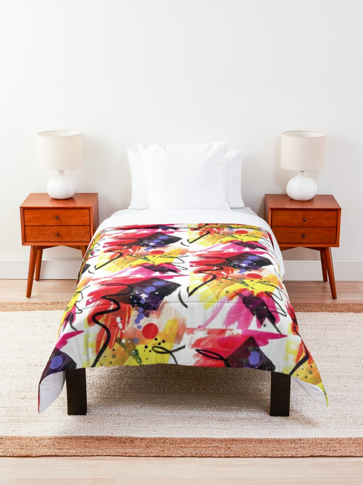 Alternate view of Energy Dawn Comforter