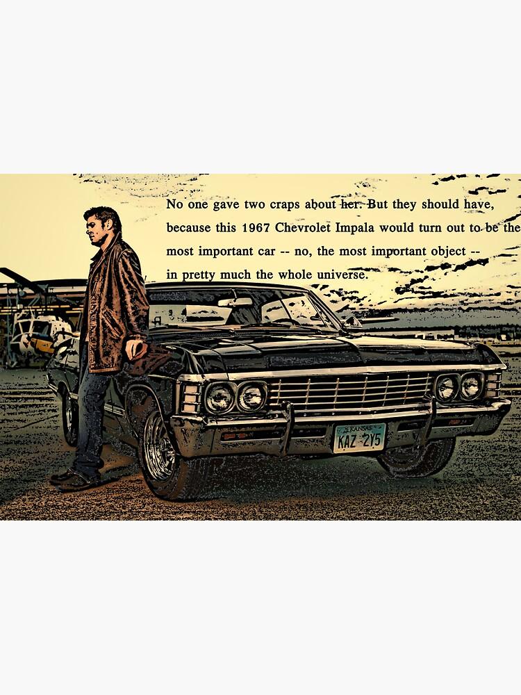 Chevy '67 Impala by SamOliver