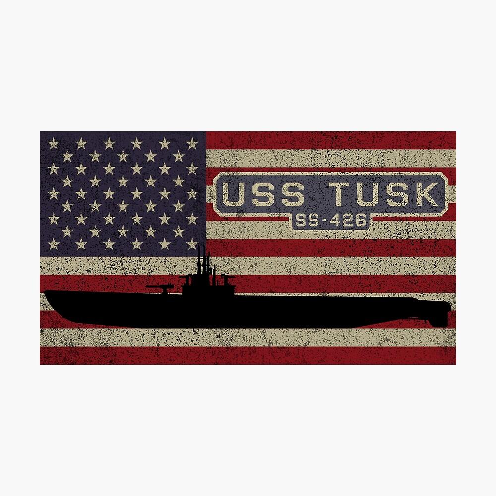 US Navy USS Sea Dog SS-401 Submarine T-Shirt