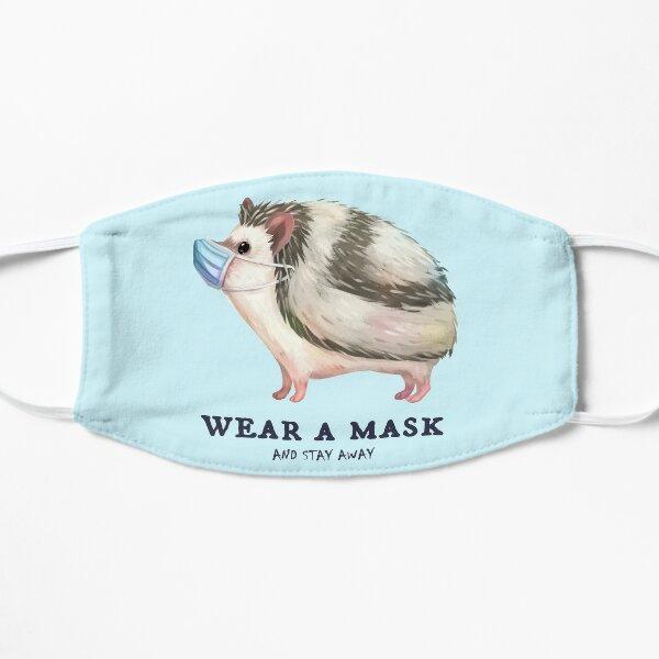 Mask Hedgehog Flat Mask