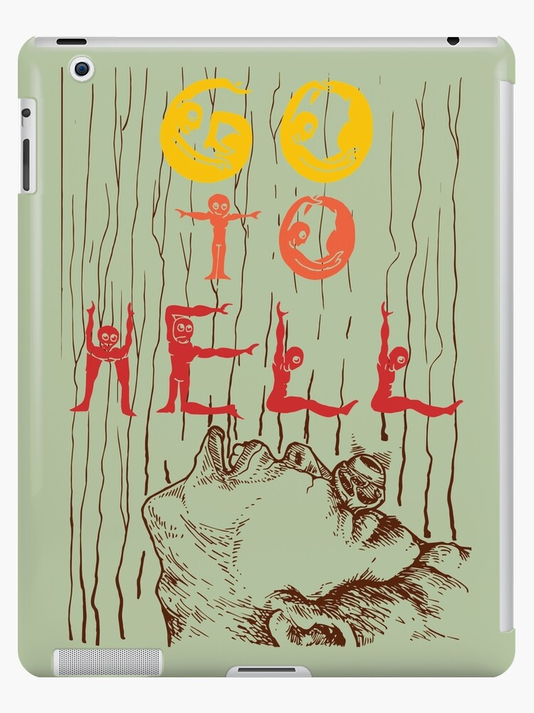 Go To Hell by djapart