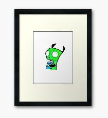 gir. Framed Print