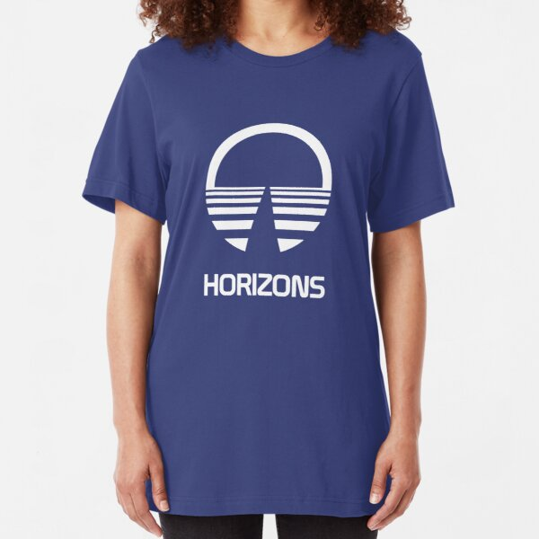 Horizons Slim Fit T-Shirt