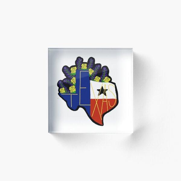 Texas Acrylic Block