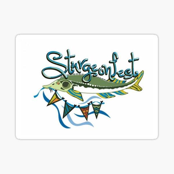 SturgeonFest Sticker
