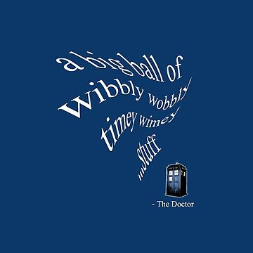 wibbly wobbly timey wimey...stuff (iPhone & iPad Only) by jbrancinaed