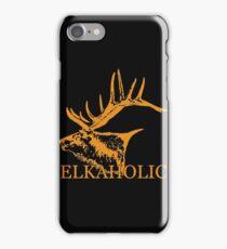 Elkaholic  iPhone Case/Skin