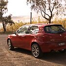 Alfa Romeo 147 Ti Harcourt by Aden Brown