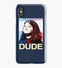 Lost - Hurley (Dude) iPhone Case/Skin