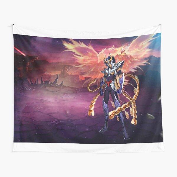 Saint Seiya Caballeros del Zodiaco Ikki Phoenix Tela decorativa