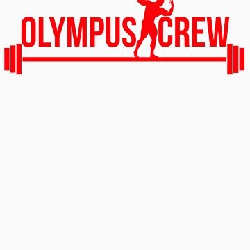 red olympus logo by verzave