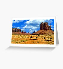 Navajo Nation Greeting Card