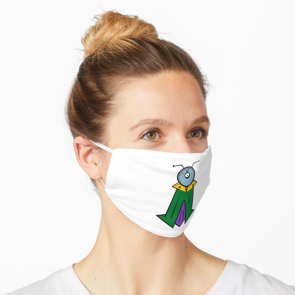 The Family Orbitz - So-lar Mask