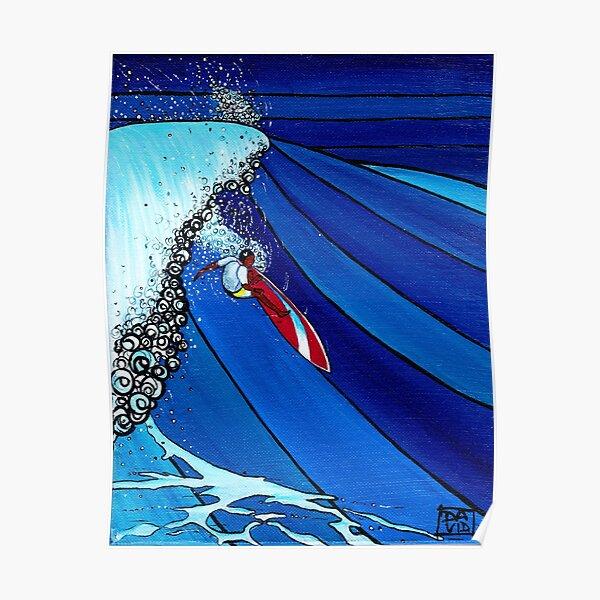 Tom's Snap - #ReoSurf Art Poster